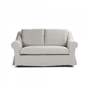 Albine Settee (Natural)