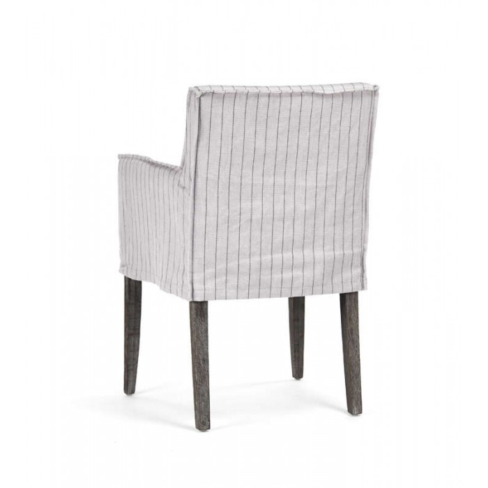 Domain Arm Chair Grey Pacifichomefurniture Com