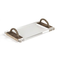 Luke Acrylic Serving Board