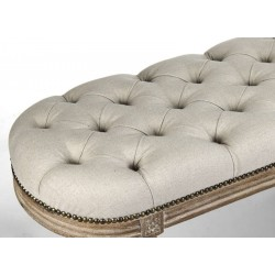 Michel Tufted Bench