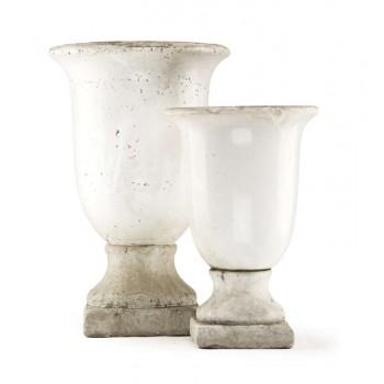 Stoneware Pottery-Set of 2