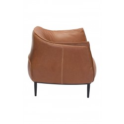 Julian Occasional Chair-Coffee