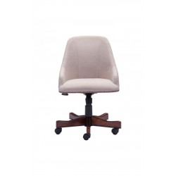Maximus Office Chair (Beige)