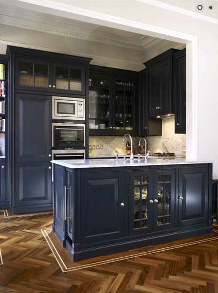 Coastal Kitchens In Navy Maybe Pacific Home Furniture